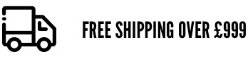 free shipping over £999