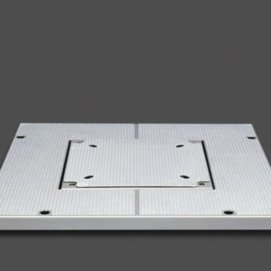 HUR extension plate / support rail