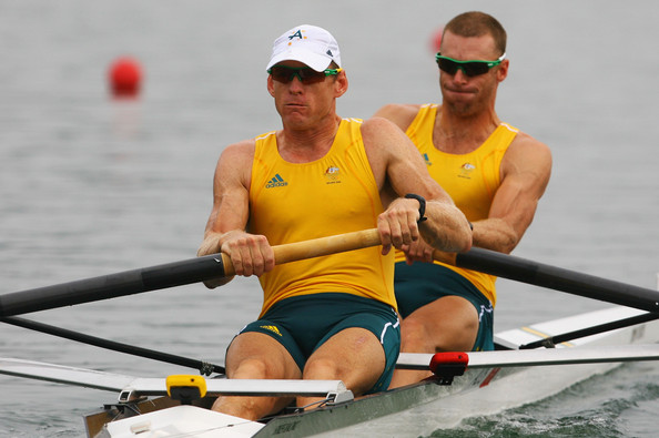 rowing action image