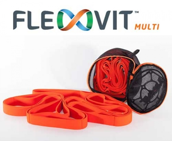 PB384 – FLEXVIT Multi-band – Light (Orange)