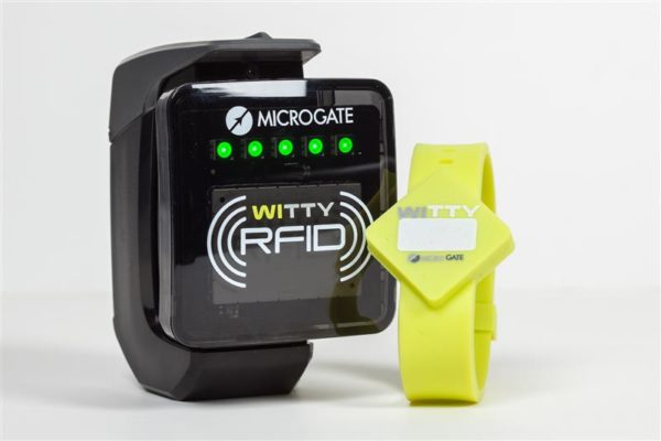 Witty RFID Timing System