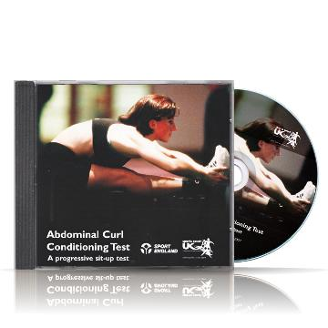 Abdominal Curl Test CD