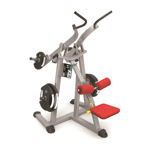 ISO Lever Lat Pull-Down PB735
