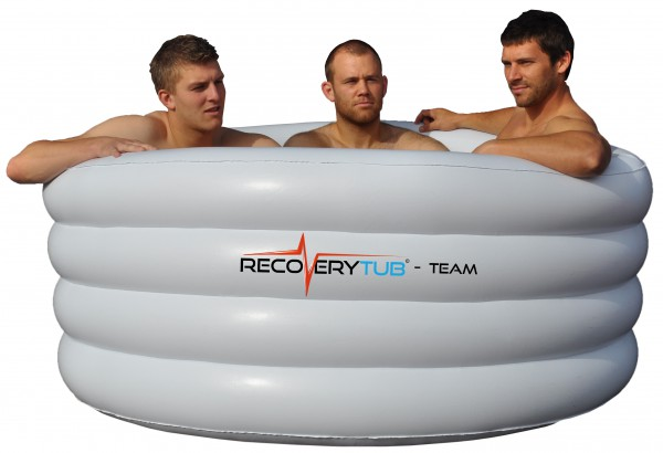 team recovery tub