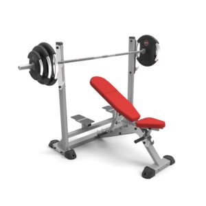 adjustable olympic incline bench PB751