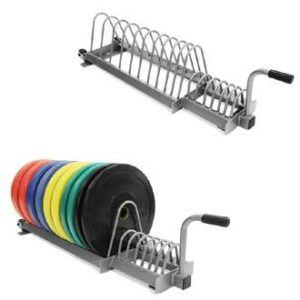Olympic Training Disc Rack