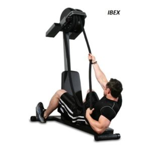 IBEX Dual Position Rope Pulling machine