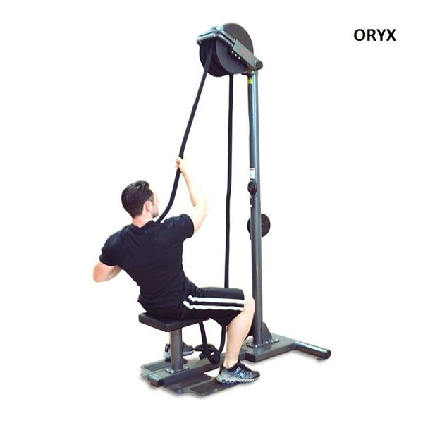 ORYX Vertical Rope Pulling machine - Perform Better