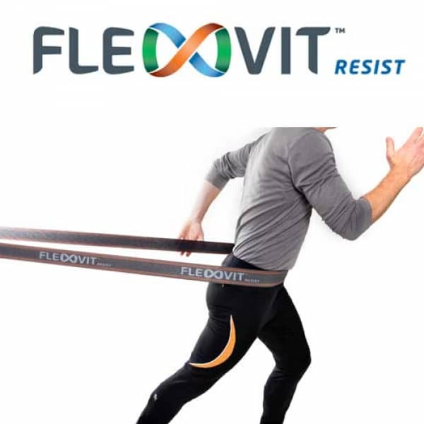 FLEXVIT - Resistance Band - Heavy