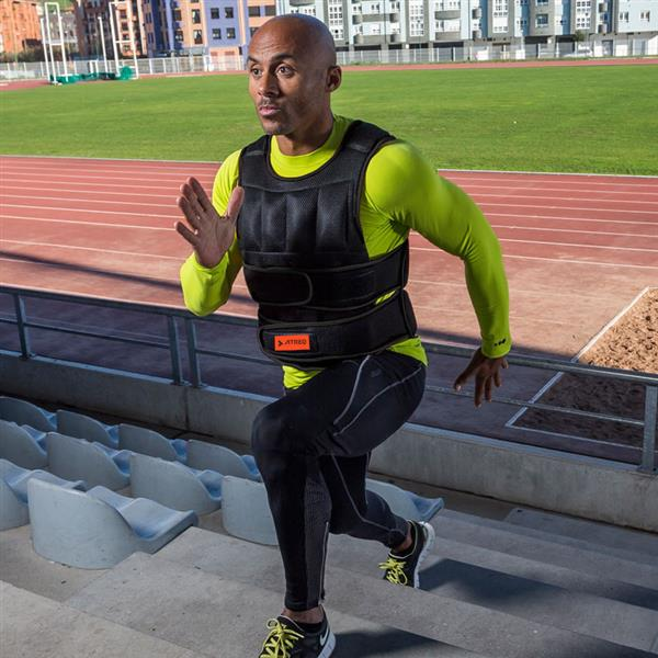 weighted vest wearable resistance