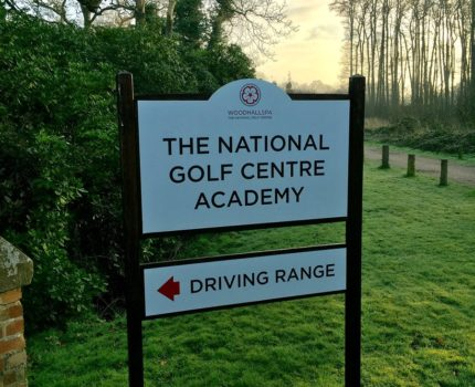 National Golf Centre Academy