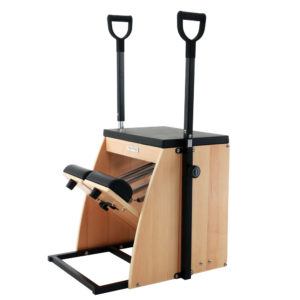 pilates reformer combo chair