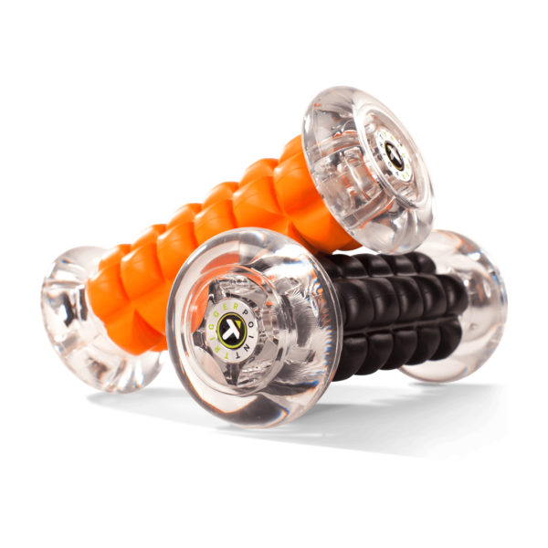 Trigger-Point-Nano-Foot-Roller-Pair-Orange-and-Black
