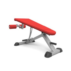 adjustable decline bench PB724B