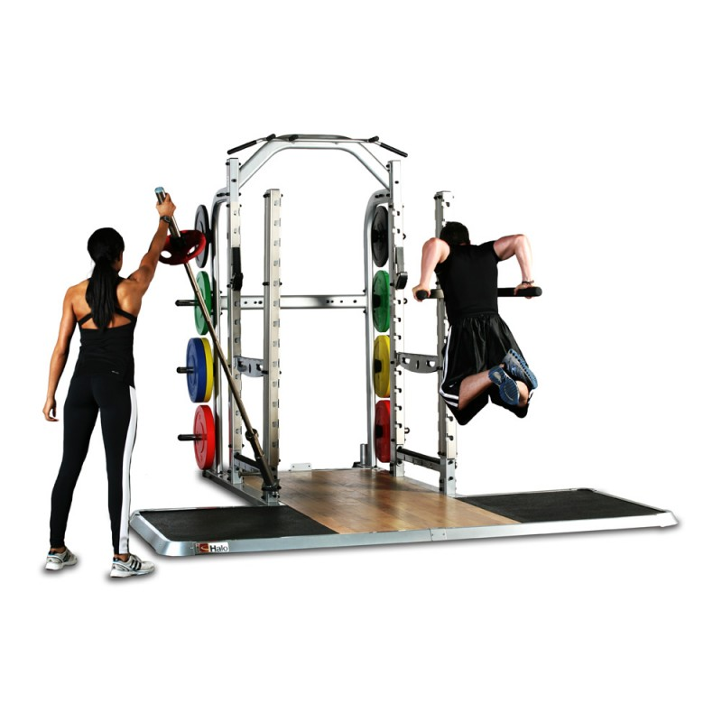 Racks and Lifting Platforms