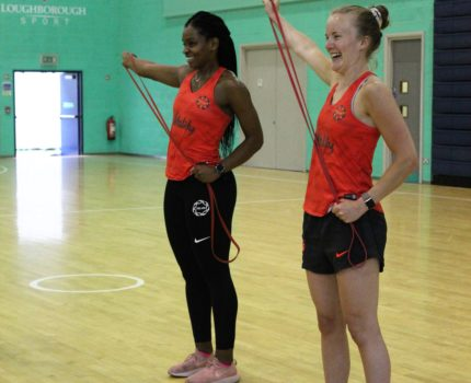 Resistance Bands Jodie Gibson Gabby Marshall