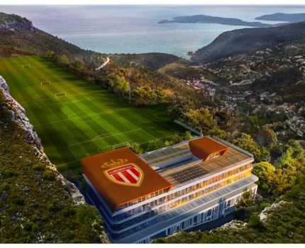 AS Monaco Training Ground